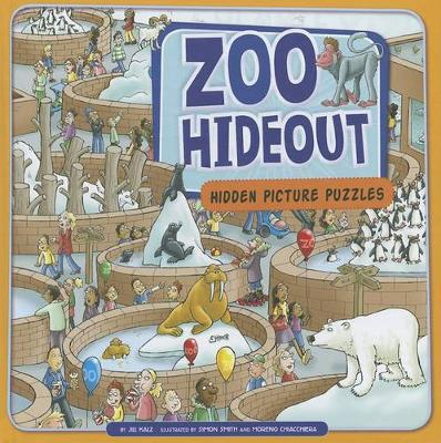 Zoo Hideout: Hidden Picture Puzzles - Seek It Out (Hardback)