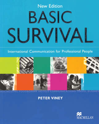 New Edition Basic Survival: Level 2: Student Book with CDs - Survival S. (Mixed media product)