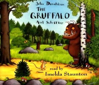 The Gruffalo (CD-Audio)