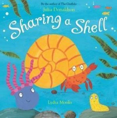 Sharing a Shell (Paperback)