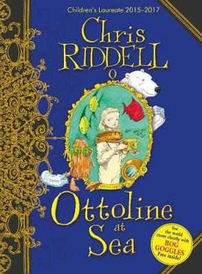 Ottoline at Sea (Hardback)