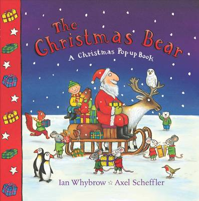 The Christmas Bear (Paperback)