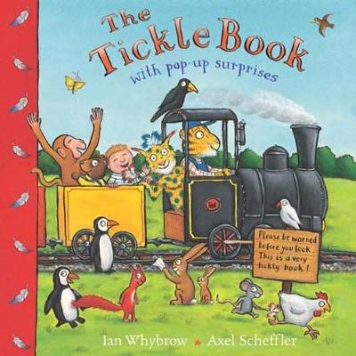 The Tickle Book (Paperback)
