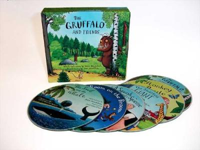 The Gruffalo and Friends (Multiple copy pack)