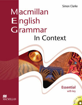 Macmillan English Grammar in Context Essential with Key and CD-ROM Pack (Mixed media product)
