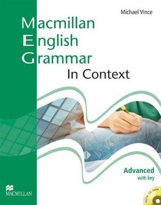 Macmillan English Grammar in Context Advanced with Key and CD-ROM Pack (Mixed media product)