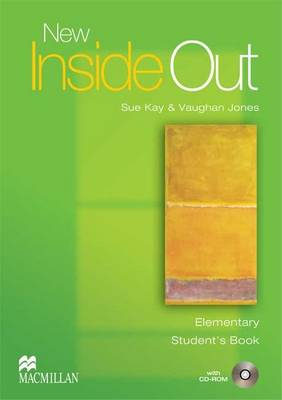 New Inside Out: Elementary: Student's Book with CD ROM Pack - Inside Out S. (Mixed media product)