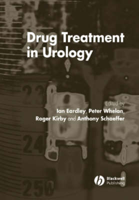 Drug Treatment in Urology (Hardback)