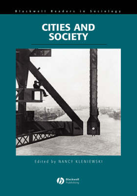 Cities and Society - Blackwell Readers in Sociology (Hardback)