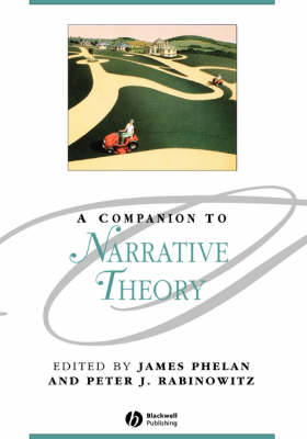 A Companion to Narrative Theory - Blackwell Companions to Literature and Culture (Hardback)