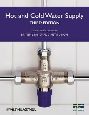 Hot and Cold Water Supply (Paperback)