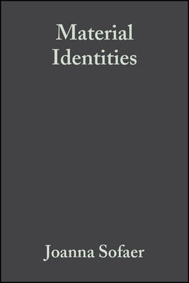 Material Identities - New Interventions in Art History (Hardback)