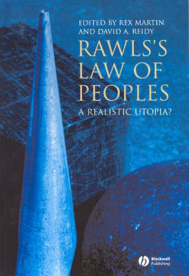 Rawls's Law of Peoples: A Realistic Utopia (Paperback)