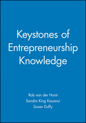 Keystones of Entrepreneurship Knowledge (Paperback)