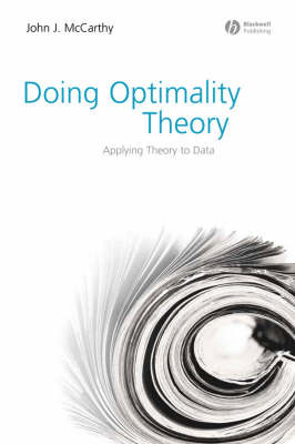 Doing Optimality Theory: Applying Theory to Data (Paperback)