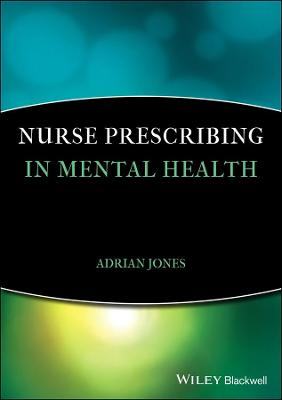 Nurse Prescribing in Mental Health (Paperback)
