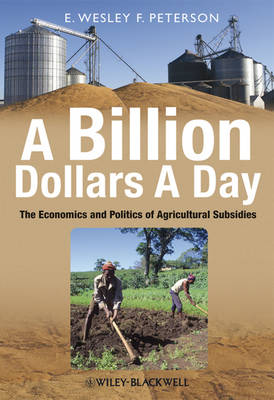 A Billion Dollars a Day: The Economics and Politics of Agricultural Subsidies (Hardback)