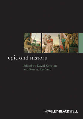Epic and History - Ancient World: Comparative Histories (Hardback)