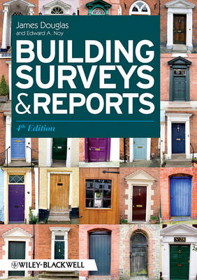 Building Surveys and Reports (Paperback)