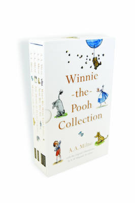 Winnie-the-Pooh Collection (Multiple copy pack)