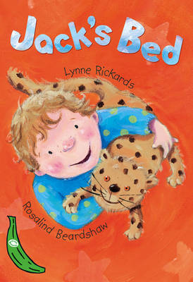 Jack's Bed: Green Banana - Banana Books (Paperback)