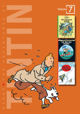 "The Adventures of Tintin: ""The Calculus Affair"", ""The Red Sea Sharks"", ""Tintin in Tibet"" Volume 7 - The Adventures of Tintin - Compact Editions (Hardback)"