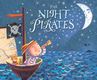 The Night Pirates (Mixed media product)