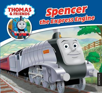 Thomas & Friends: Spencer - Thomas Story Library (Paperback)