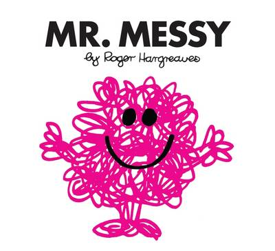 Mr. Messy - Mr. Men Classic Library 8 (Paperback)