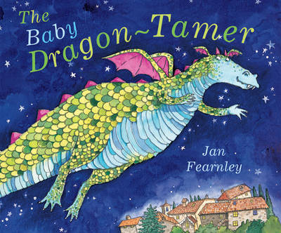 The Baby Dragon-tamer (Paperback)