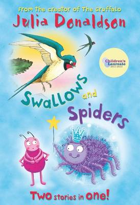 Swallows and Spiders: Blue Banana Bind Up - Banana Books (Paperback)