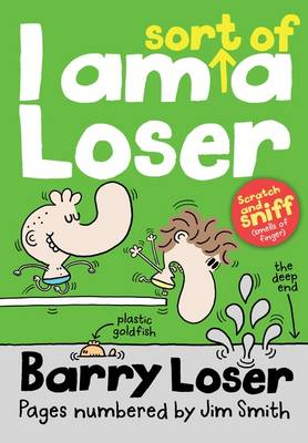 Barry Loser: I am Sort of a Loser - Barry Loser (Paperback)