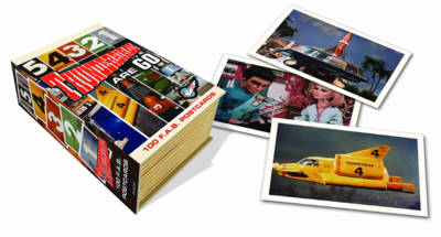 Thunderbirds: 100 F.A.B. Postcards - Classic Comics Postcard Collection (Novelty book)