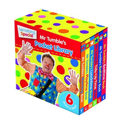 Something Special Mr Tumble's Pocket Library (Board book)