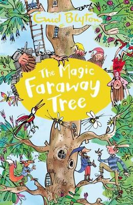 The Magic Faraway Tree - The Magic Faraway Tree (Paperback)