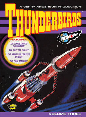 Thunderbirds Comic: Volume 3 (Paperback)
