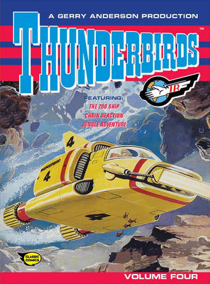 Thunderbirds Comic: Volume 4 (Paperback)