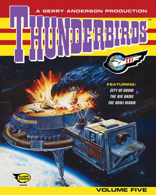 Thunderbirds Comic: Volume V (Paperback)
