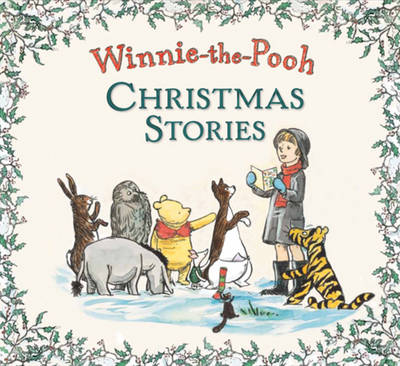 Winnie the Pooh: Christmas Stories (Hardback)