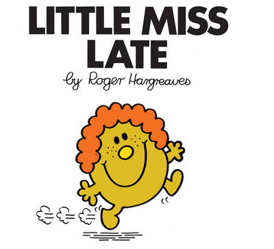 Little Miss Late - Little Miss Classic Library 15 (Paperback)