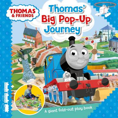 Cover Thomas & Friends: Thomas' Big Pop-Up Journey