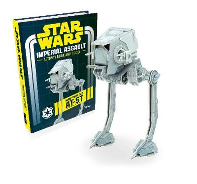 Cover Star Wars Rogue One Book and Model: Make Your Own U-Wing - Star Wars Construction Books