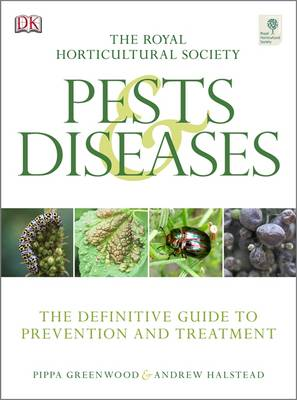 RHS Pests and Diseases (Hardback)