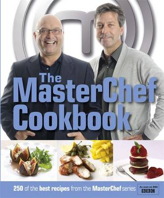 "The ""Masterchef"" Cookbook (Hardback)"