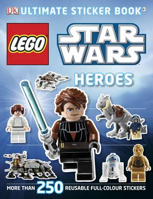 LEGO Star Wars Heroes Ultimate Sticker Book - Ultimate Stickers (Paperback)