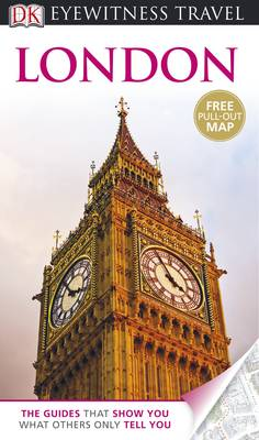 DK Eyewitness Travel Guide: London - DK Eyewitness Travel Guide (Paperback)