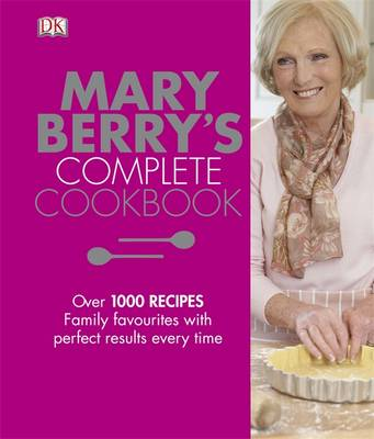 Mary Berry's Complete Cookbook (Hardback)