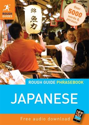 Rough Guide Phrasebook: Japanese (Paperback)