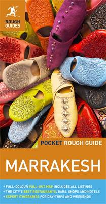 Pocket Rough Guide Marrakesh - Pocket Rough Guides (Paperback)