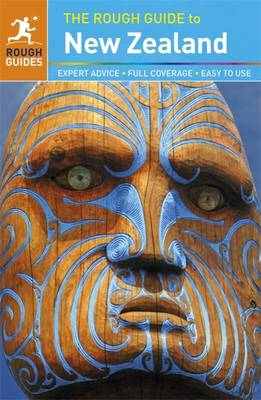 The Rough Guide to New Zealand - Rough Guide to... (Paperback)